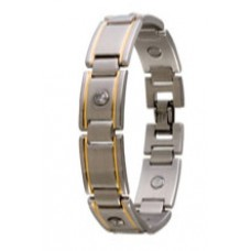 Mens Executive Gem Duet Bracelet - #349